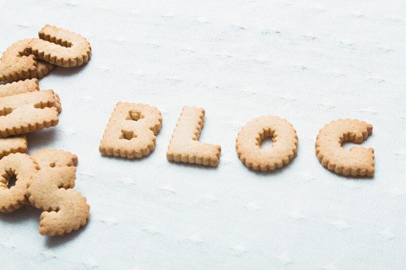 クッキーブログ