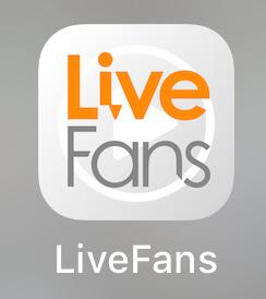 LiveFansアイコン