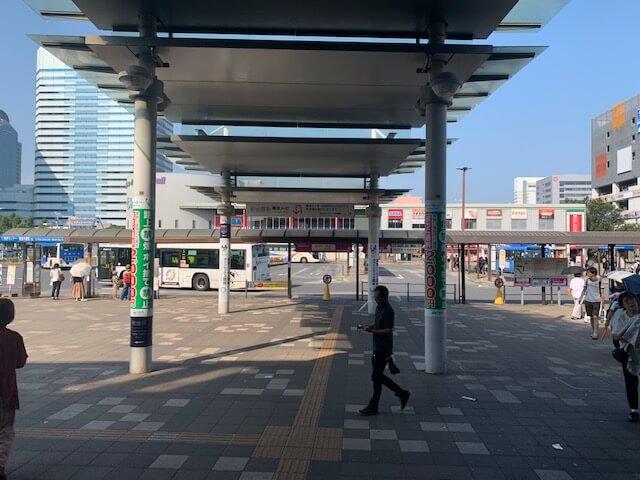 海浜幕張駅 北口