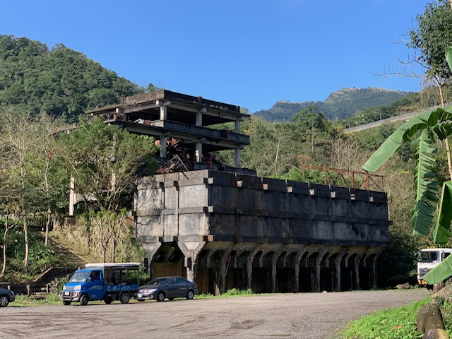 閉鎖した炭鉱