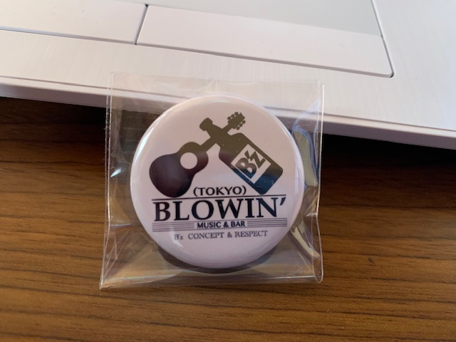 BLOWIN'オリジナルグッズ