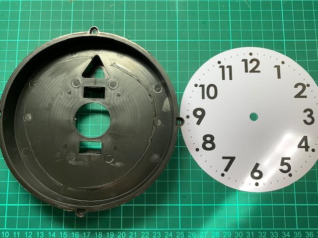 バラした時計