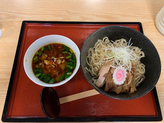 勝浦タンタンつけ麺